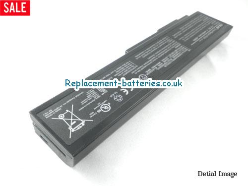 image 2 for  N61 laptop battery