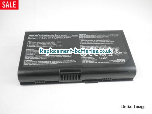 image 4 for  N90 laptop battery