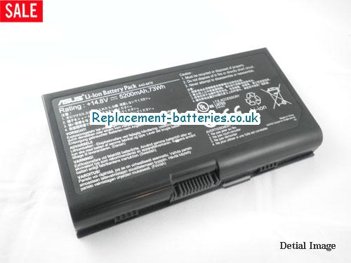 image 1 for  N90 laptop battery