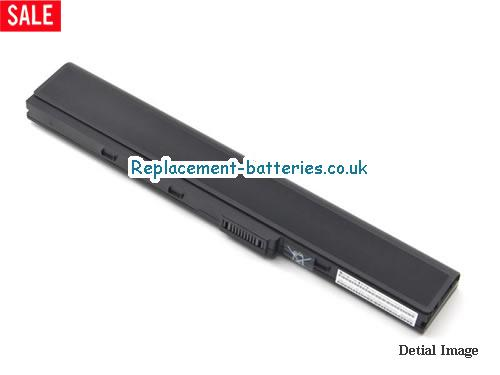 image 4 for  N82 laptop battery