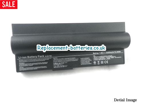 image 1 for  EEE PC 900-W017 laptop battery