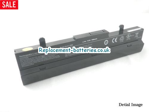 image 1 for  EEE PC 1005HA-EU1X-BK laptop battery