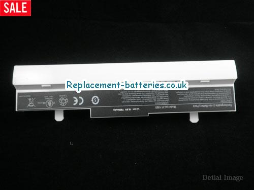image 5 for  EEE PC 1005HA-EU1X-BK laptop battery