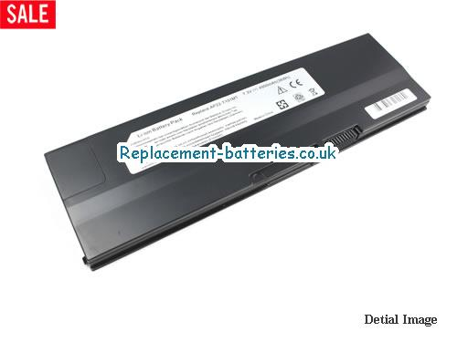 image 1 for  EEE PC T101MT laptop battery