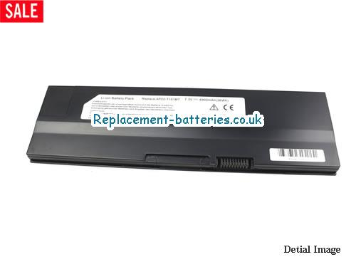 image 3 for  EEE PC T101MT laptop battery