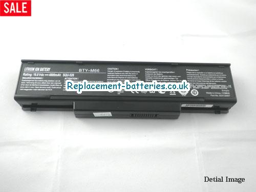 image 5 for  M51A laptop battery