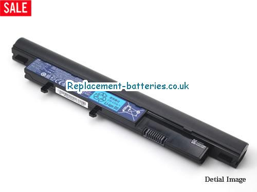 image 2 for  TRAVELMATE 8471-6457 laptop battery