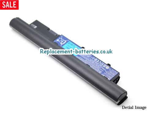 image 3 for  TRAVELMATE 8471-6457 laptop battery