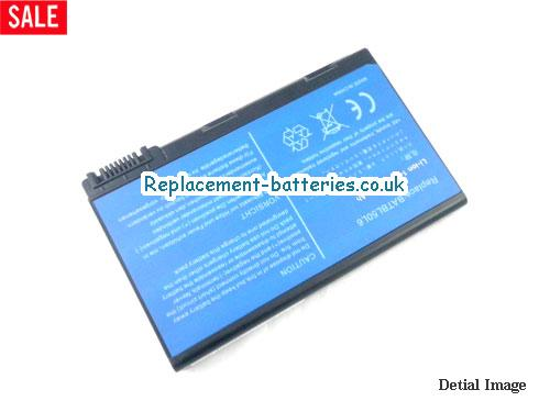 image 2 for  ASPIRE 5515-5831 laptop battery