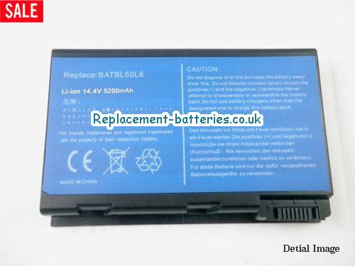 image 5 for  ASPIRE 5515-5831 laptop battery