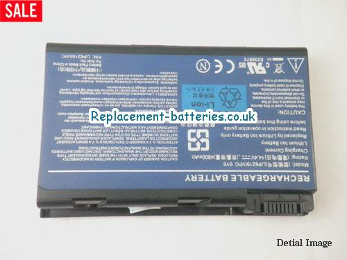 image 5 for  TRAVELMATE 6592 SERIES laptop battery