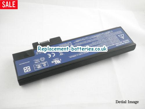 image 2 for  ASPIRE 5675WLMI laptop battery