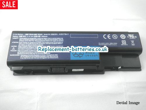 image 5 for  ASPIRE 6930-6941 laptop battery