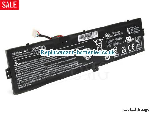 image 1 for  3ICP5/57/80 laptop battery