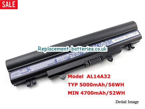 image 1 for  AL14A32 laptop battery