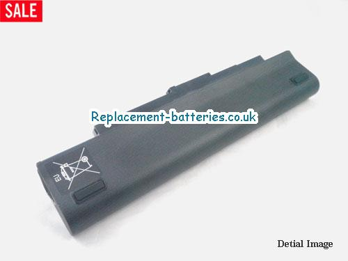 image 4 for  ASPIRE ONE 751-BK23F laptop battery