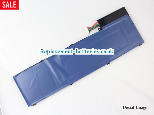 image 4 for  ASPIRE TIMELINE ULTRA M5 SERIES laptop battery