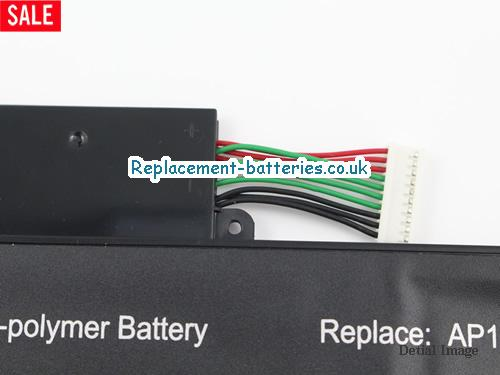 image 2 for  ASPIRE TIMELINE ULTRA M5 SERIES laptop battery