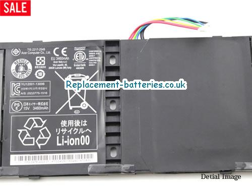 image 3 for  4ICP6/60/80 laptop battery