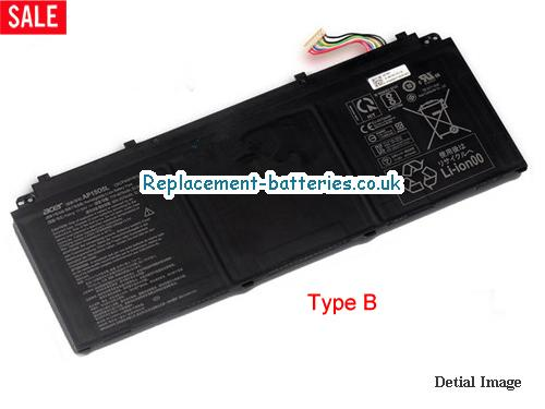 image 5 for  ACER CHROMEBOOK R13 SERIES laptop battery