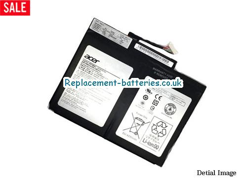 image 5 for  Genuine ACER AP16B4J Battery For Aspire Switch Alpha 12 SA5-271 Series In United Kingdom And Ireland laptop battery