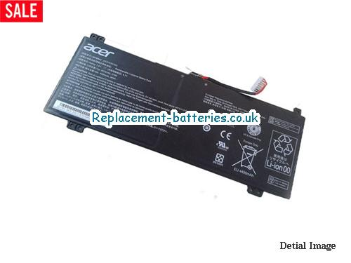 image 5 for  ACER AP16K4J Battery Li-ion 37wh 4860mah 7.6V In United Kingdom And Ireland laptop battery