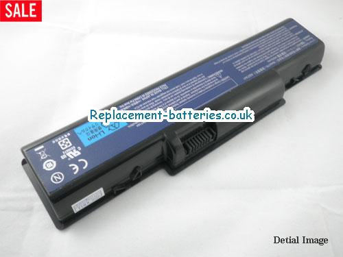 image 2 for  ASPIRE 4920 laptop battery
