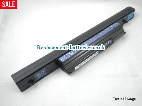 image 1 for  AS3820TG-434G50 N laptop battery