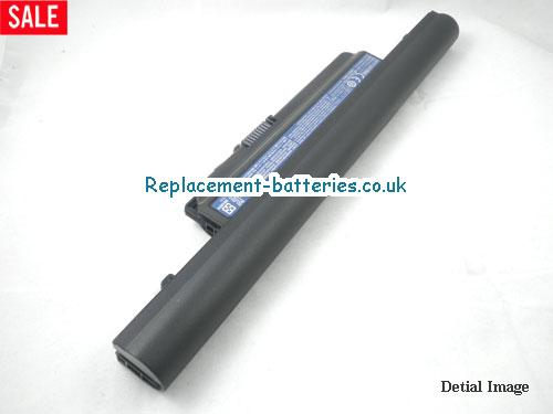 image 2 for  AS3820TG-434G50 N laptop battery