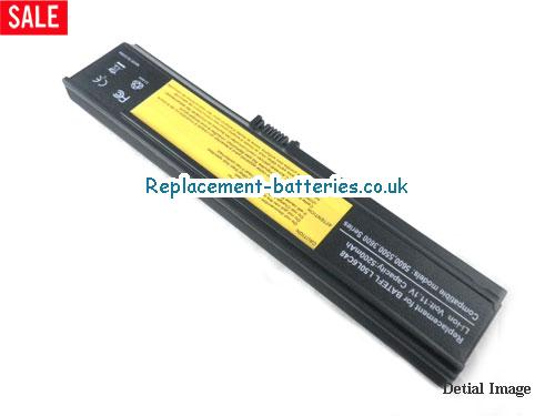 image 2 for  TRAVELMATE 2480-2698 laptop battery