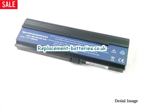 image 5 for  TRAVELMATE 2480-2698 laptop battery