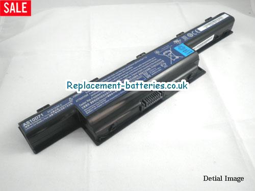 image 1 for  ASPIRE 7741G laptop battery