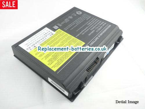 image 2 for  TRAVELMATE 430 laptop battery