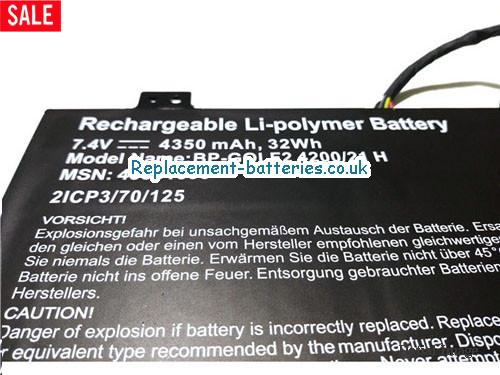 image 2 for  40051000 laptop battery
