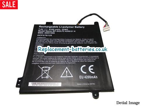 image 5 for  40051000 laptop battery