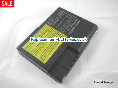 image 2 for  TRAVELMATE 270 laptop battery