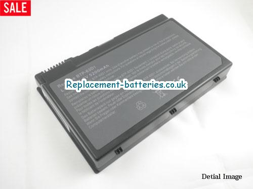 image 1 for  TRAVELMATE 2414WLM laptop battery