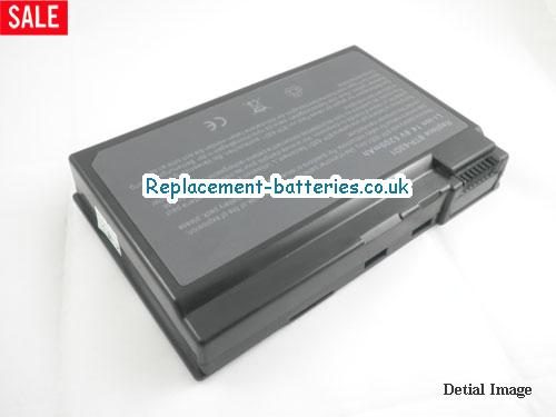 image 2 for  TRAVELMATE 2414WLM laptop battery