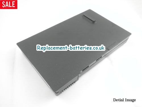image 3 for  TRAVELMATE 2414WLM laptop battery