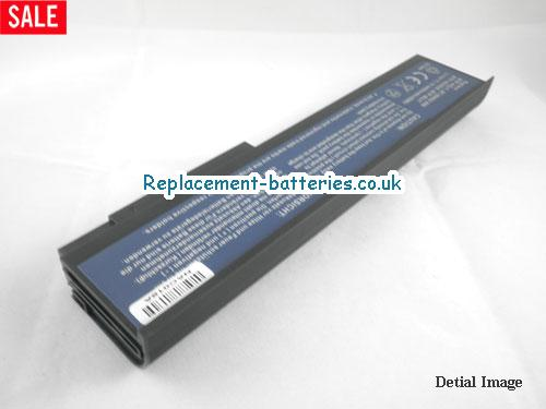 image 2 for  TRAVELMATE 6231-300508 laptop battery