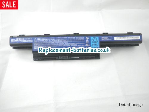 image 5 for  ASPIRE 7741G laptop battery