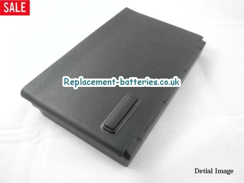 image 3 for  TRAVELMATE 7520G-502G25 laptop battery