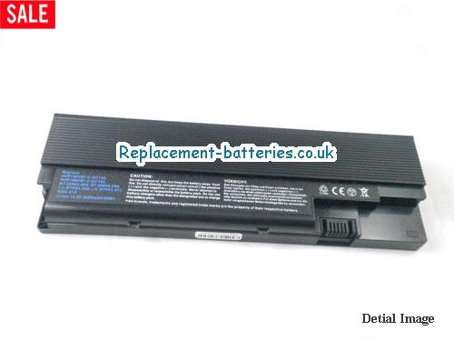 image 5 for  TRAVELMATE 8102WLCI laptop battery