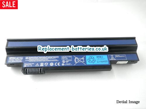 image 5 for  ASPIRE ONE 532H-2964 laptop battery