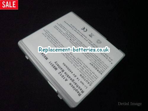 image 3 for  POWERBOOK G4 15 M8591Y/A laptop battery