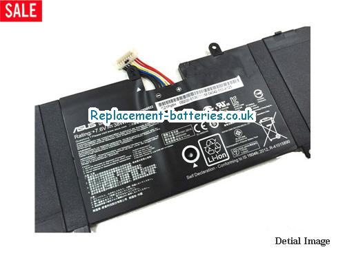 image 2 for  Genuine C21N1423 Battery Packs For Asus X302LA X302LJ SERIES Laptop In United Kingdom And Ireland laptop battery