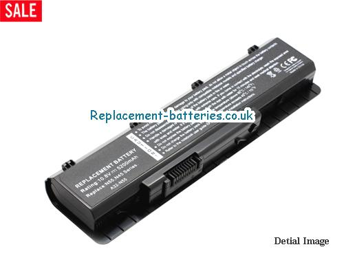 image 5 for  N55S laptop battery