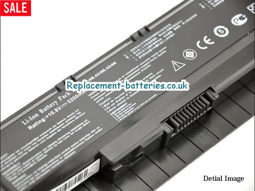 image 2 for  N56V laptop battery