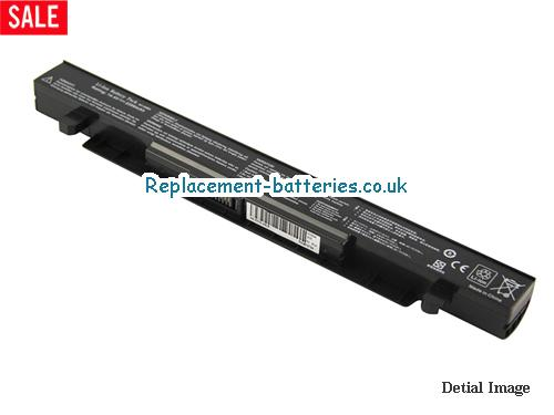 image 2 for  A41-X550A laptop battery
