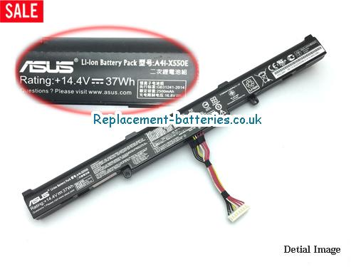 image 1 for  F450VC laptop battery